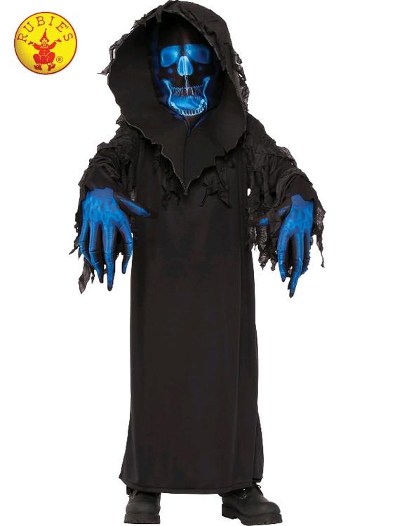 Skull Phantom Boys Costume