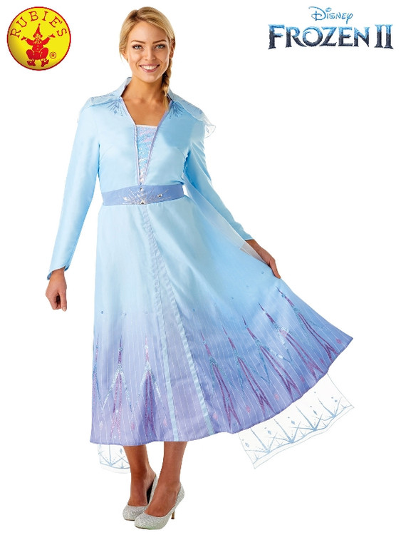 Frozen 2 Elsa Deluxe Womens Costume