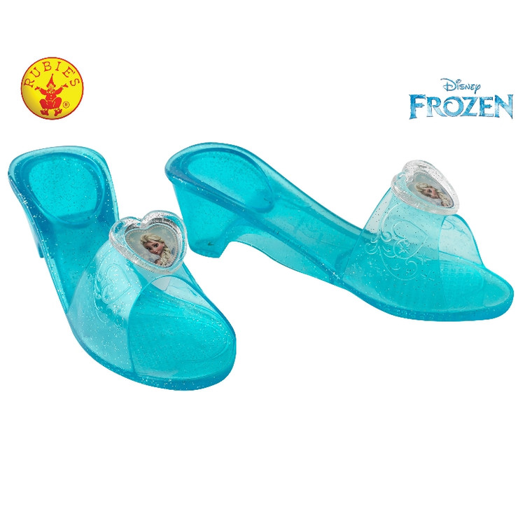 Elsa Jelly Shoes Child
