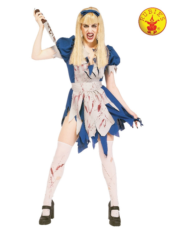 Malice in Horror Land Womens Costume