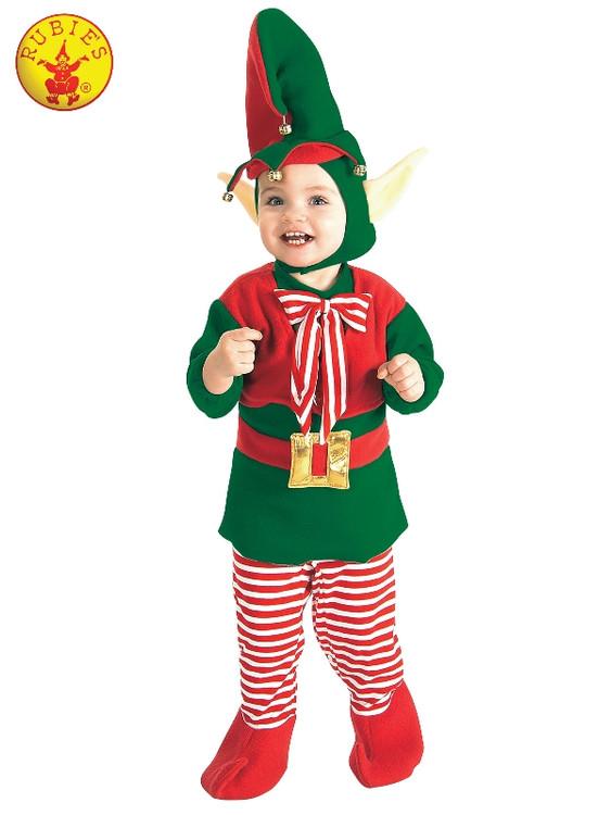 Elf Christmas Toddler Costume