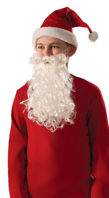 Santa Beard & Moustache Child