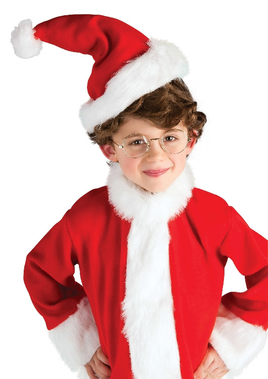 Santa Glasses Child