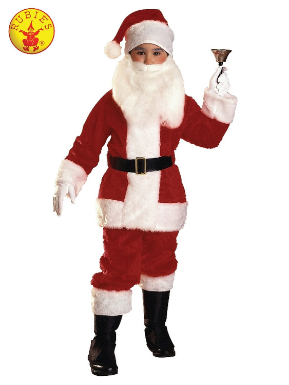 Santa Childrens Costume