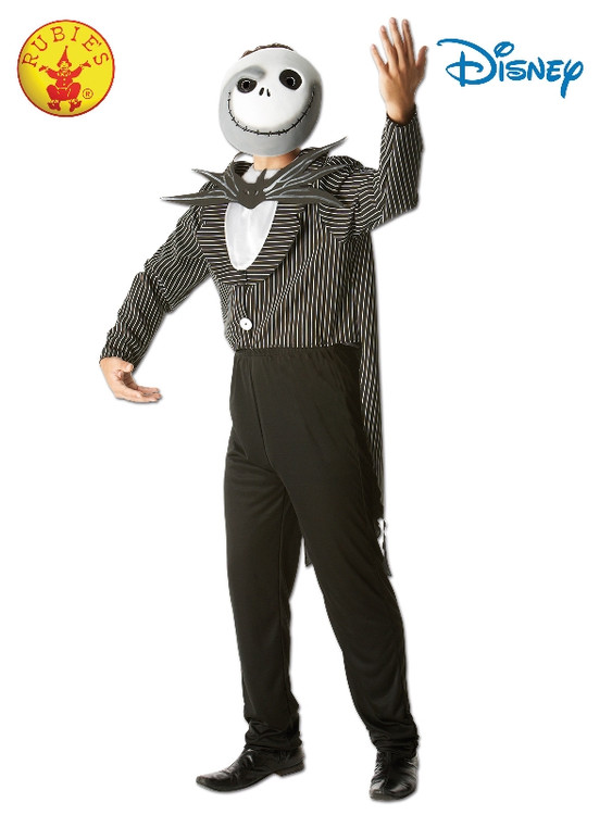 Jack Skellington Adult Costume