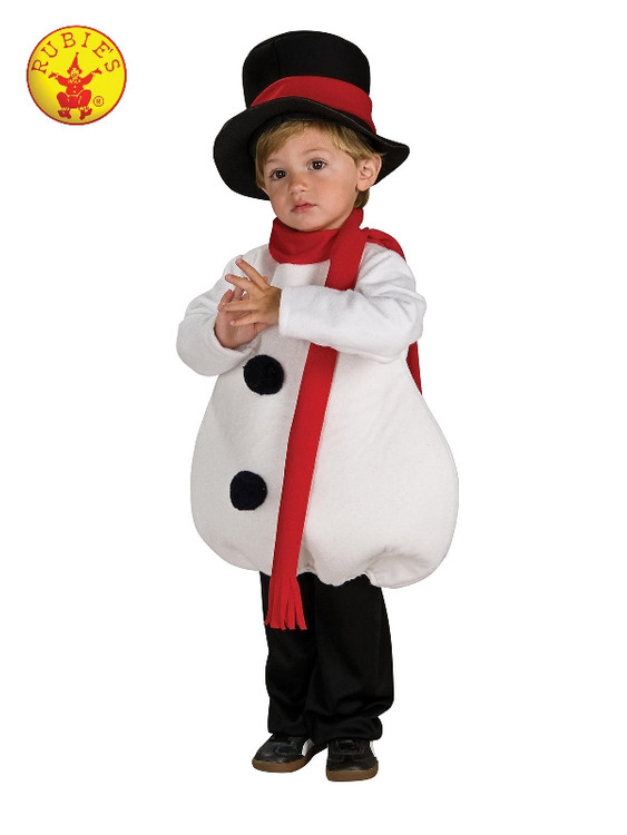 Snowman Toddler Child Costume