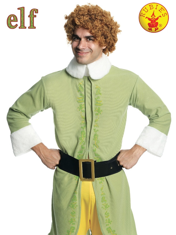 Elf Buddy Wig