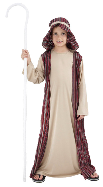 Shepherd Nativity Kids Costume