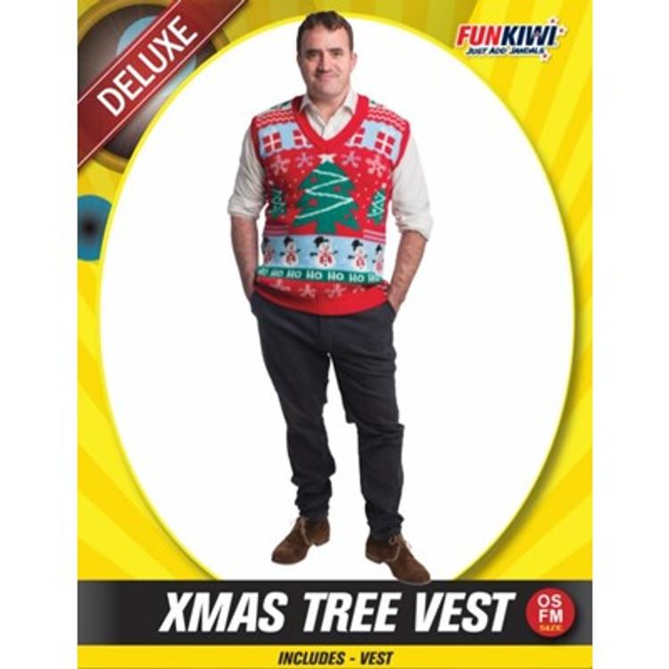 Christmas Tree Vest