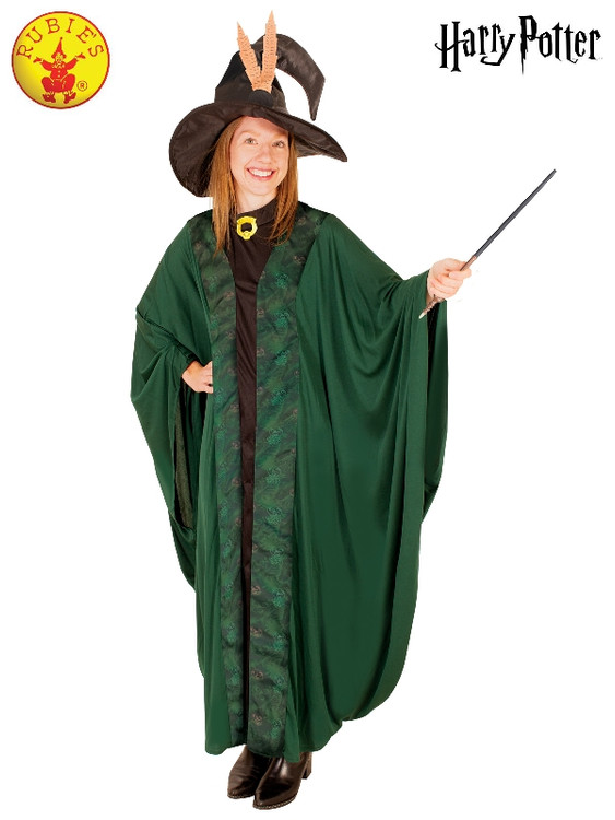 Harry Potter Professor McGonagall Adult Robe