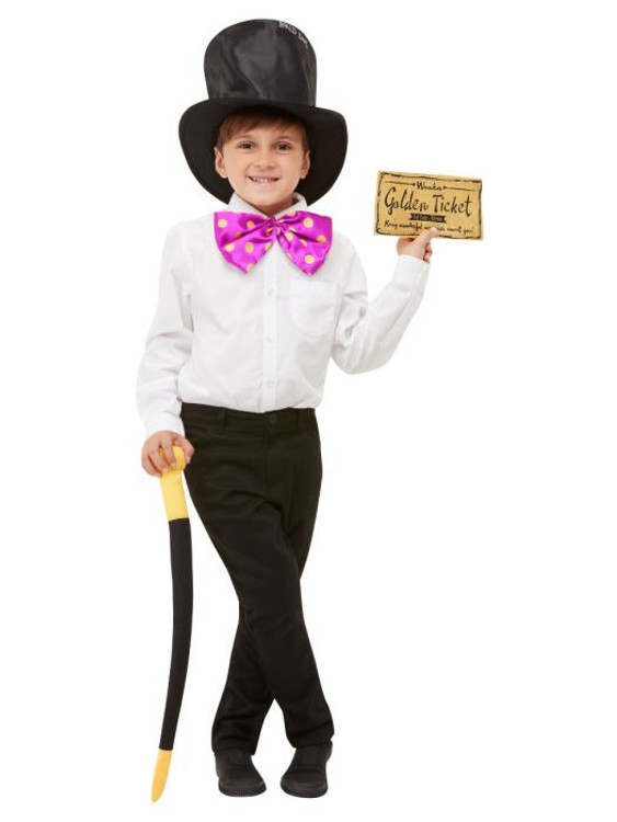 Roald Dahl Willy Wonka Kids Kit