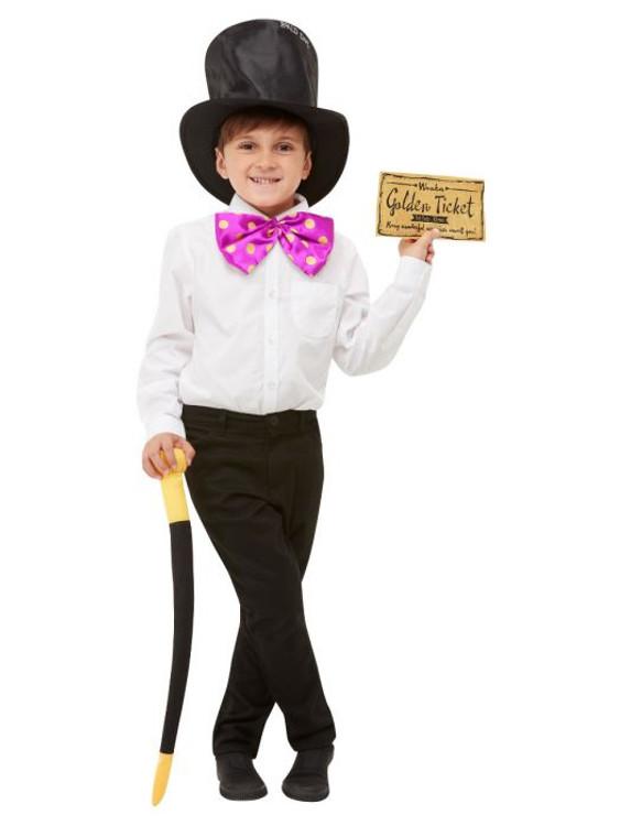 Roald Dahl Willy Wonka Kids Kit