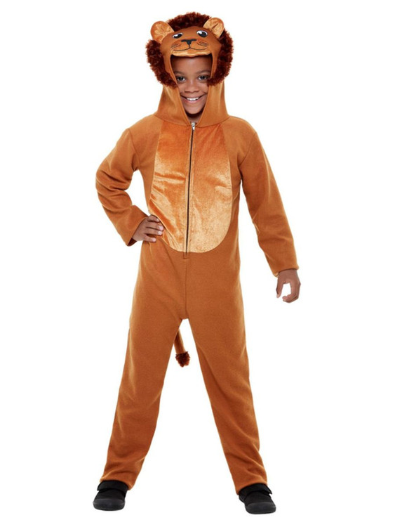 Lion Childs Animal Costume