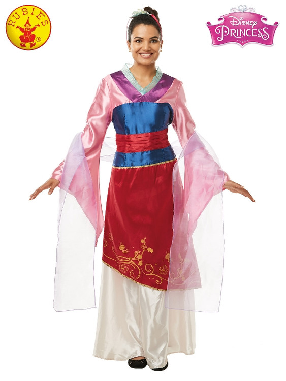 Disney Mulan Deluxe Adult Costume