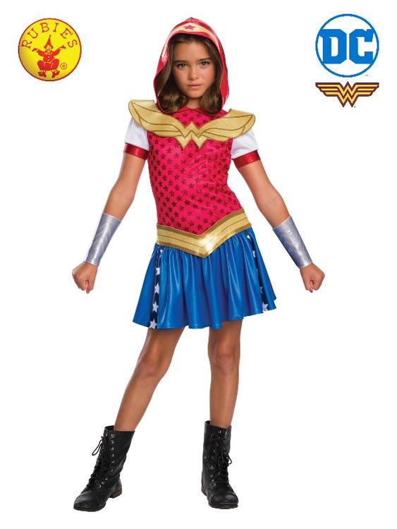 Wonder Woman DC Hoodie Girls Costume