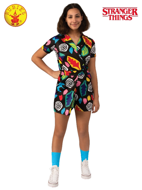 Stranger Things Eleven Mall Childs Costume