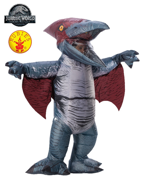 Jurassic World Pteranodon Inflatable Adult Costume
