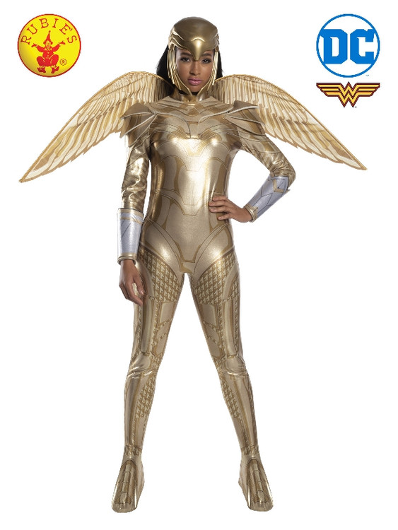 Wonder Woman 1984 Golden Armour Costume
