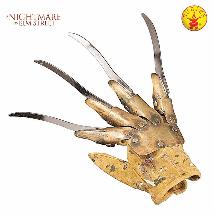 Freddy Krueger Metal Adult Glove