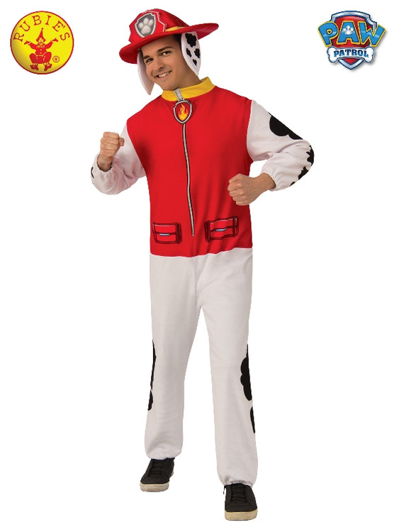 Paw Patrol Marshall Adult Costume