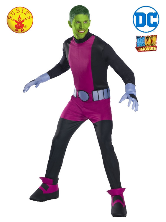 Beast Boy Adult Costume