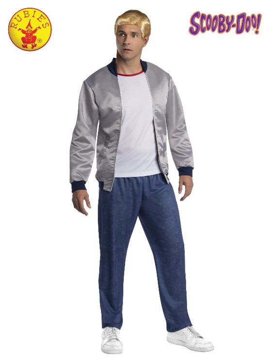 Scoob Movie Fred Jones Costume