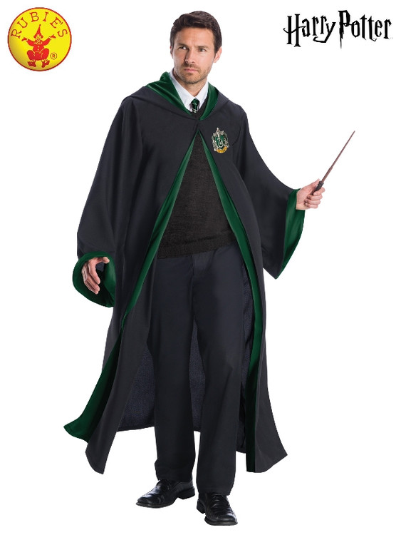 Harry Potter Slytherin Adult Robe