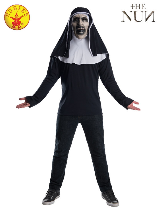 The Nun Adult Costume Top