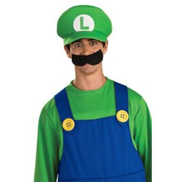 Super Mario Bros Luigi Deluxe Hat