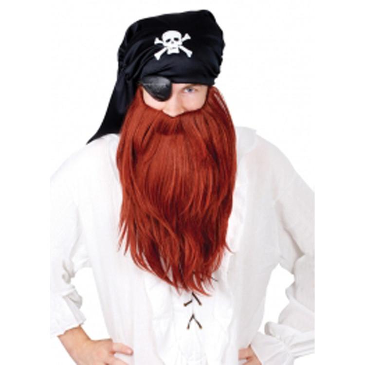 Pirate Beard & Mo Jumbo