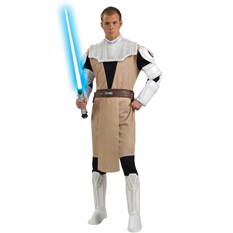Star Wars - Obi Wan Kenobi Deluxe Mens Costumes