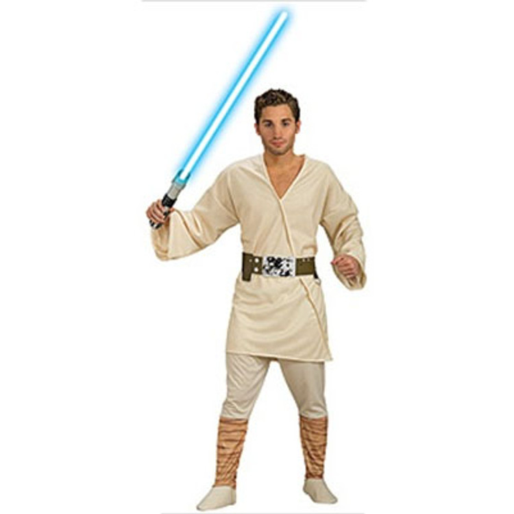 Luke Skywalker Mens Costume