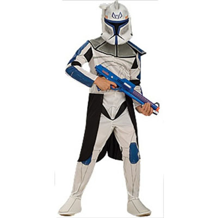 Star Wars - Clone Trooper Captain Rex Boys Costume