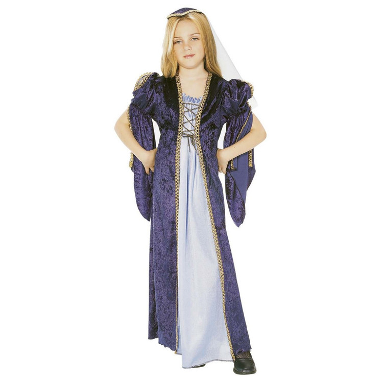 Juliet Girls Costume