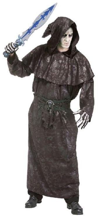 Dark Vengance Robe - Mens Costumes