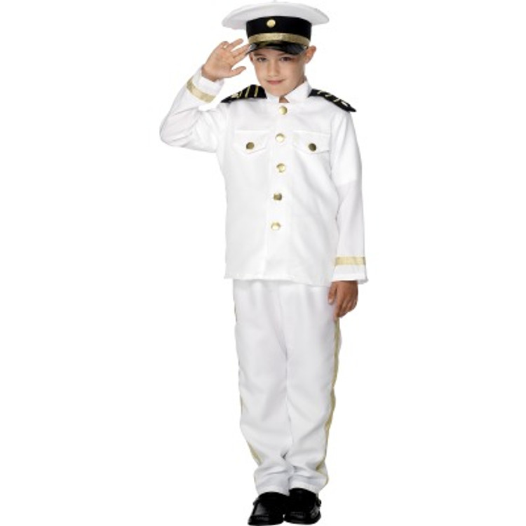 Captain Sailor Boy Costumes
