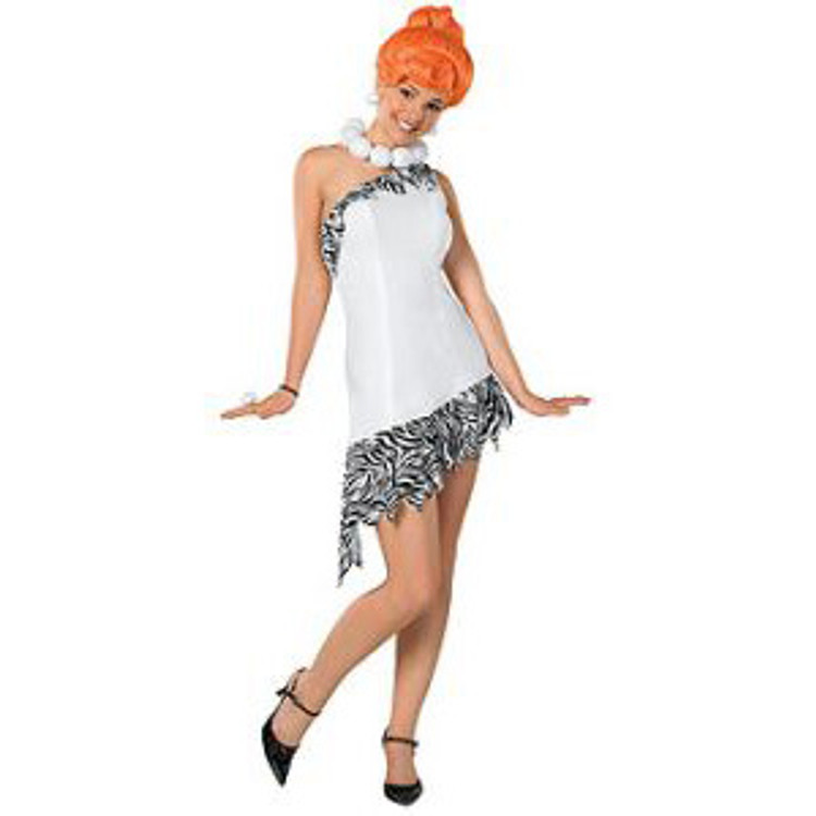 Wilma Flintstone Womens Costumes