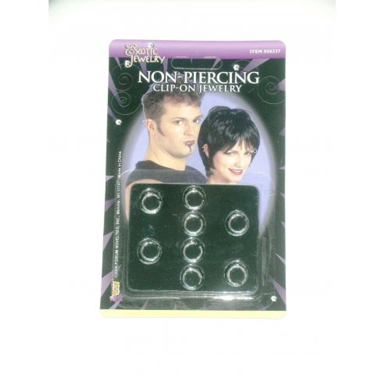 Punk Jewellery Non-Piercing Nose Ring