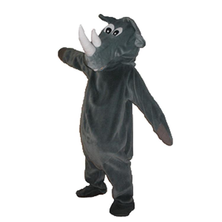 Rhino Animal Costume