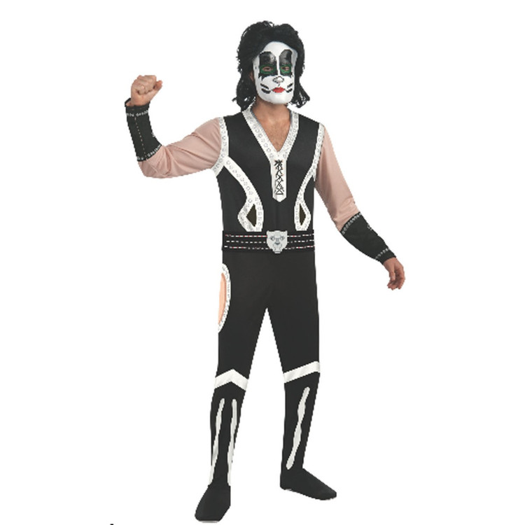 Kiss - Catman Mens Costume