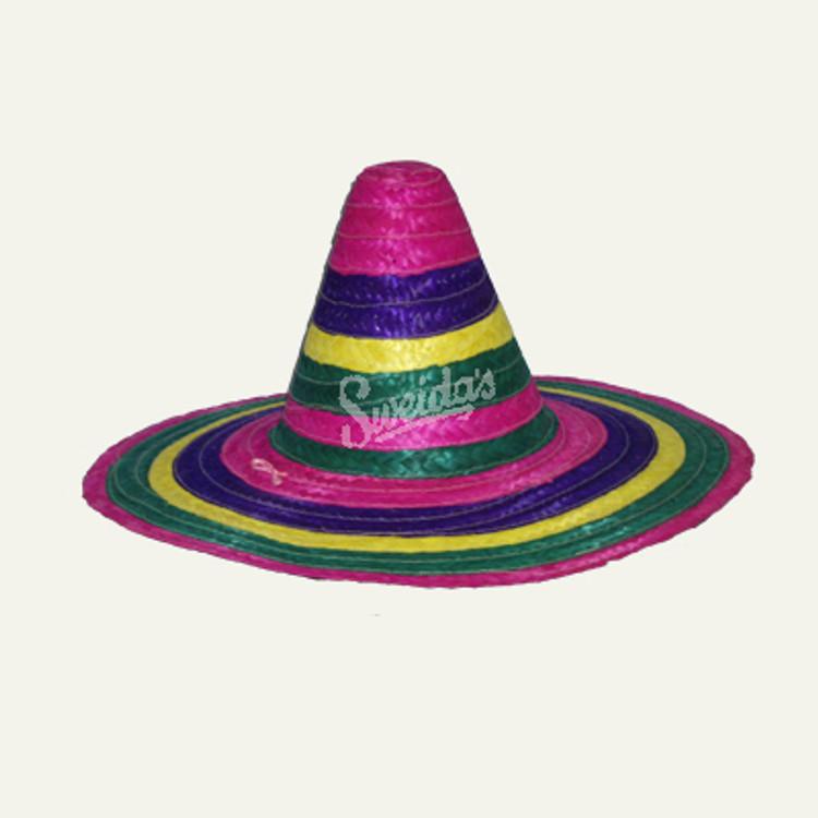 Sombrero Mexican Hat - Muliti Colors