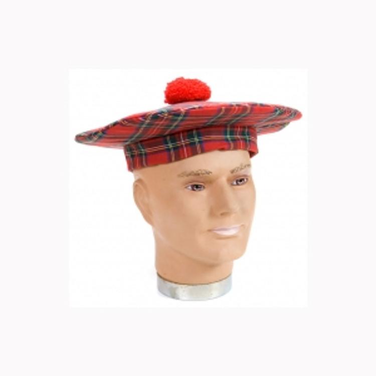 Tam O'Shanter Scottish Hat