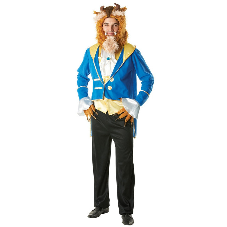 The Beast Mens Costumes