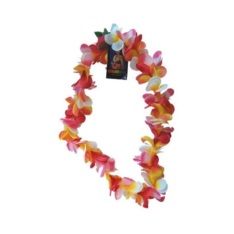 Hawaiian Frangipani Lei Multi