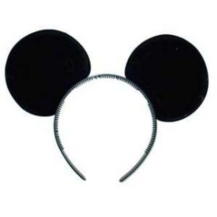 Headband - Mickey Mouse Ears