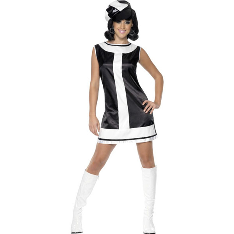 1960's Groovy Chick Costume