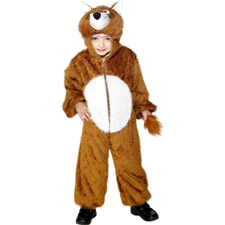 eebddb8f4d48 Fox Kids Animal Costume