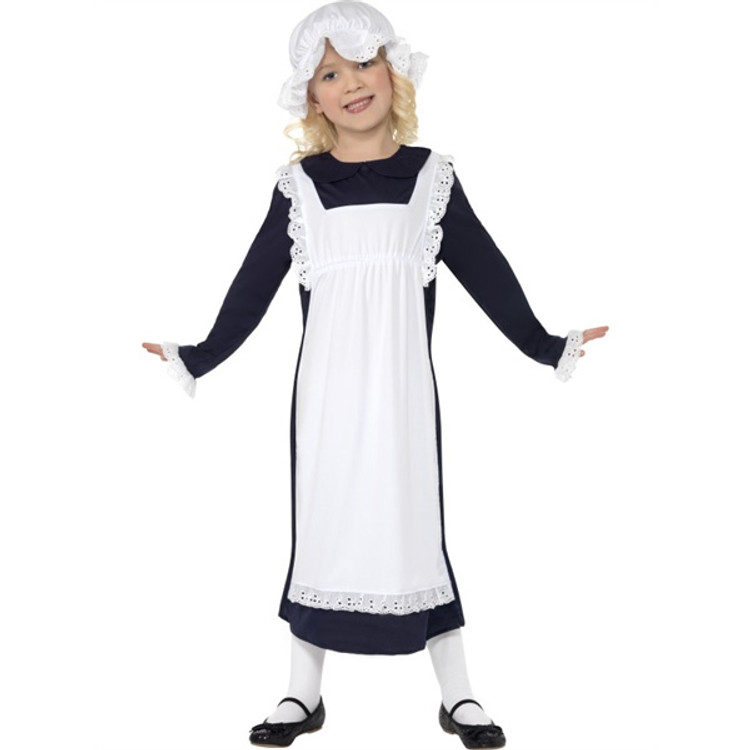 Colonial Victorian Girl Costume