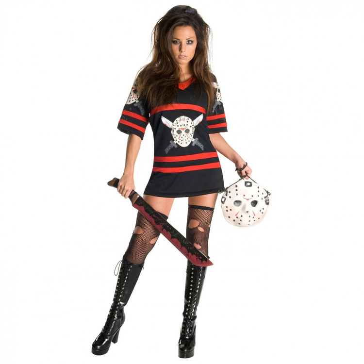 Miss Voorhees Womens Costume