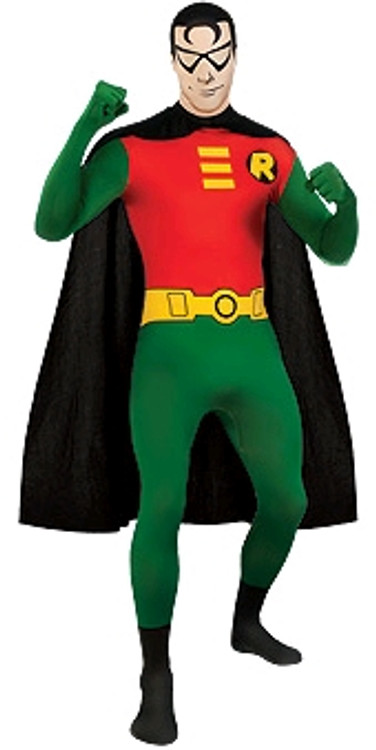 Robin 2nd Skin Adult Costume